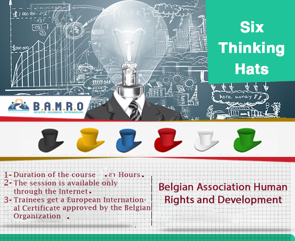 Six Thinking Hats 22.04.2020